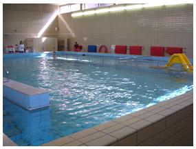 Swimming pool Frankfurt-Höchst